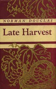 Cover of: Late harvest
