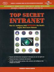 Cover of: Top Secret Intranet