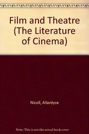 Cover of: Film and theatre