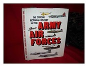 Cover of: The official pictorial history of the Army Air Forces | United States. Army Air Forces. Historical Office.