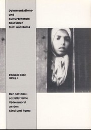 Cover of: Der Nationalsozialistische Völkermord an den Sinti und Roma (German Edition)