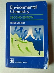 Cover of: Environmental chemistry | Peter O