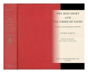 Cover of: The Red Shirt and the Cross of Savoy