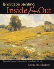 Cover of: Landscape Painting Inside and Out by Kevin D. Macpherson