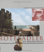 Cover of: Rote Adler