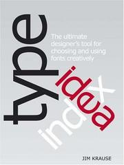 Cover of: Type Idea Index