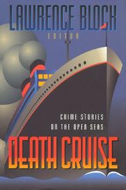 Cover of: Death cruise | Lawrence Block