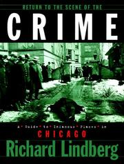 Cover of: Return to the scene of the crime