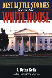 Cover of: Best little stories from the White House