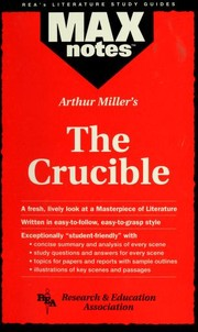 Arthur Millers The crucible