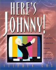 Cover of: Here's Johnny!