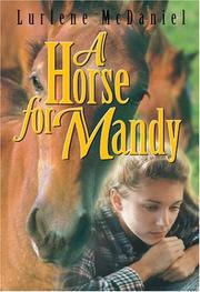Cover of: A Horse for Mandy by Lurlene McDaniel
