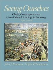 Cover of: Seeing Ourselves