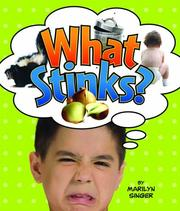 Cover of: What Stinks? | Marilyn Singer