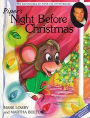 Cover of: Piper's night before Christmas