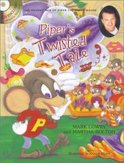 Cover of: Piper's twisted tale