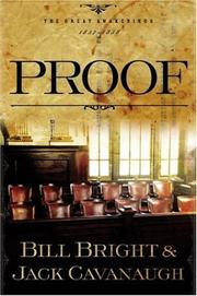 Cover of: Proof