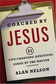 Cover of: Coached by Jesus