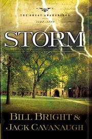 Cover of: Storm | Bill Bright, Jack Cavanaugh