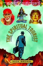 Cover of: The Spiritual Tourist