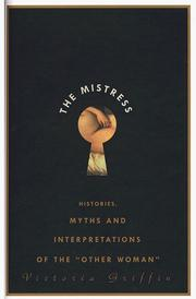 Cover of: The Mistress | Victoria Griffin