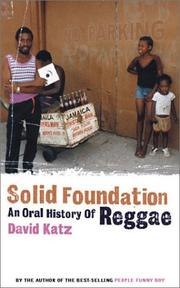 Solid Foundation by David Katz