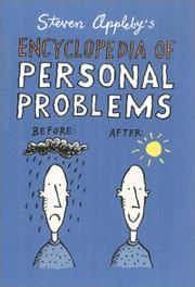 Cover of: Steven Appleby's Encyclopedia of Personal Problems