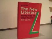Cover of: The new literacy | John Willinsky