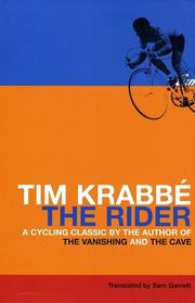 Cover of: The Rider | Tim Krabbe