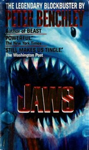 Cover of: Jaws | Peter Benchley