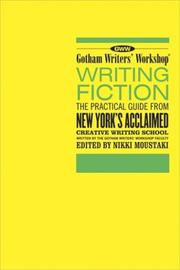 Cover of: Writing fiction |