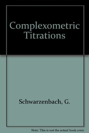 Cover of: Komplexometrische Titration