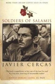 Cover of: Soldiers of Salamis