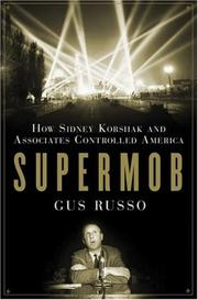 Cover of: Supermob