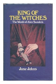 Cover of: King of the witches | June Johns