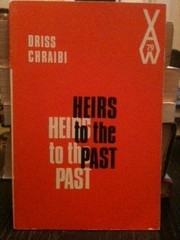 Cover of: Heirs to the past