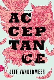 Cover of: Acceptance | Jeff VanderMeer