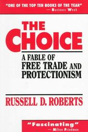 Cover of: Choice, The | Russell D. Roberts