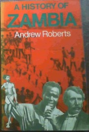 Cover of: A history of Zambia