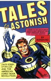 Cover of: Tales to Astonish