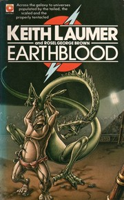 Cover of: Earthblood | Keith Laumer