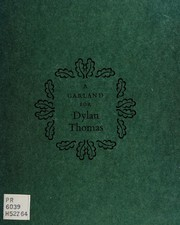 Cover of: A garland for Dylan Thomas. | George James Firmage