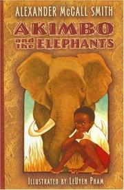 Cover of: Akimbo and the elephants