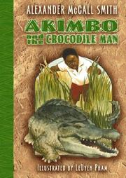 Cover of: Akimbo and the crocodile man