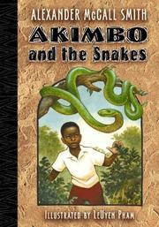 Cover of: Akimbo and the Snakes (Akimbo)