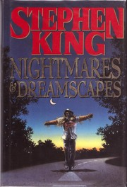 Cover of: Nightmares & Dreamscapes