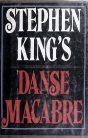 Cover of: Stephen King's Danse Macabre