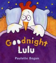 Cover of: Goodnight Lulu