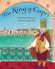 Cover of: The King of Capri