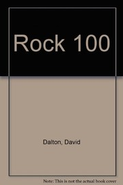 Cover of: Rock 100 | Dalton, David
